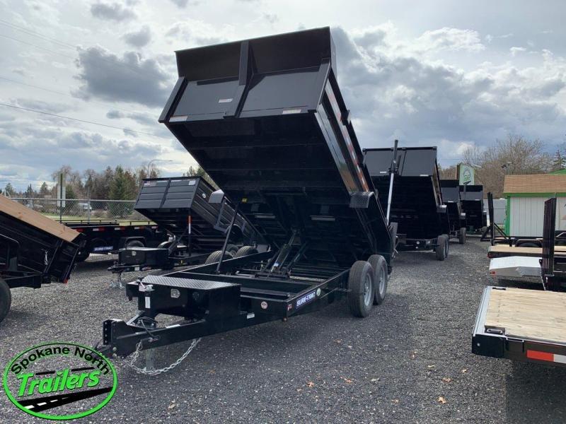 2020 Sure-Trac 7X14 LP 14K Scissor Dump