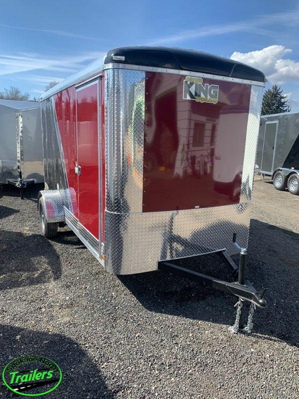 2020 Cargo King by Forest River Defender 6x12 Cargo Enclosed Cargo Trailer