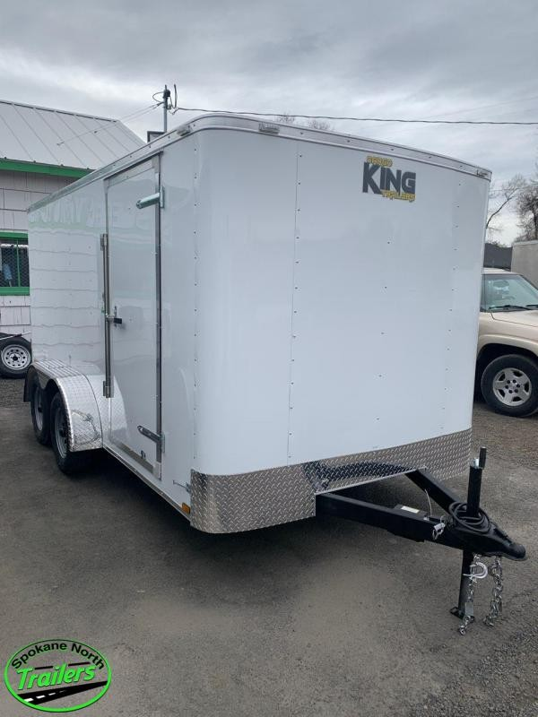 2020 Cargo King CARGO KING By Forest River Lancer 7x14 Tandem Axle Cargo Trailer
