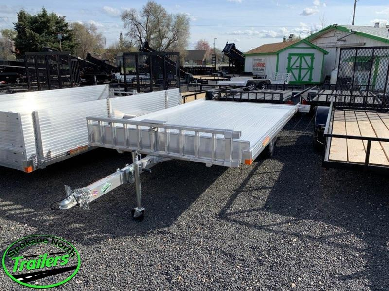 2019 Bear Track Products BTX 7X12 ATV Trailer