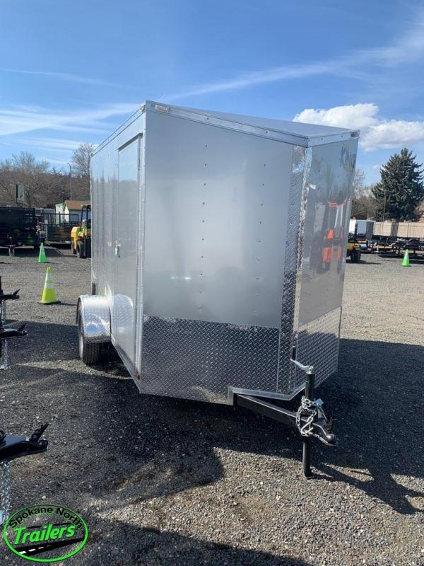 2020 Cargo King by Forest River Nomad 6x10 Cargo Enclosed Cargo Trailer