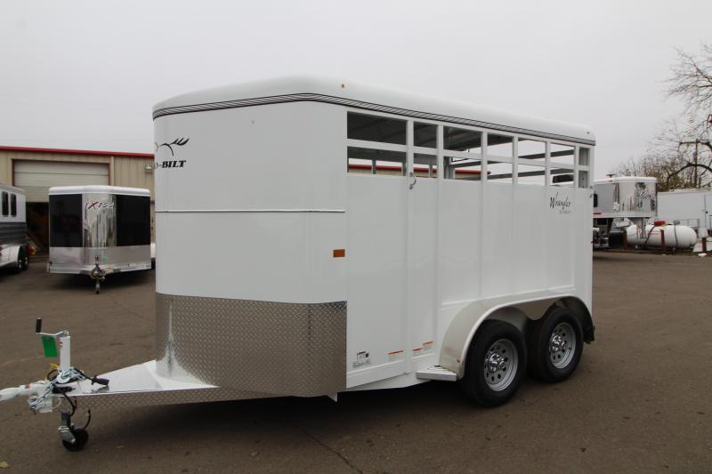 2020 Thuro-Bilt Liberty 3 Horse Trailer - Stock style airflow gaps - Spare tire and mount - Curbside escape door