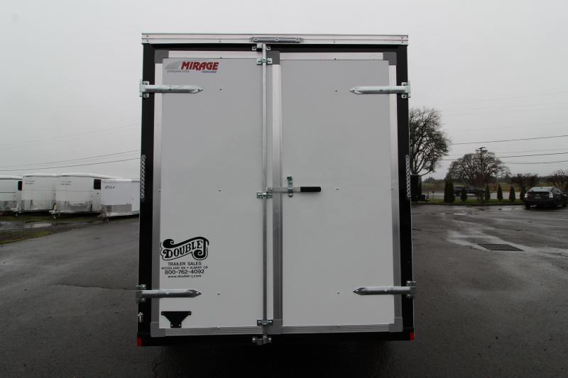 2020 Mirage Xpres 6 x 10 Enclosed Cargo Trailer
