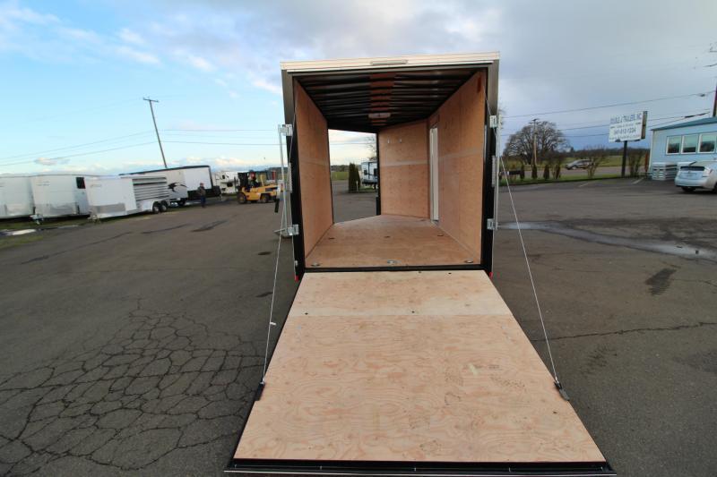 2020 Mirage Trailers Xplorer 7' x 16' Enclosed Cargo Trailer