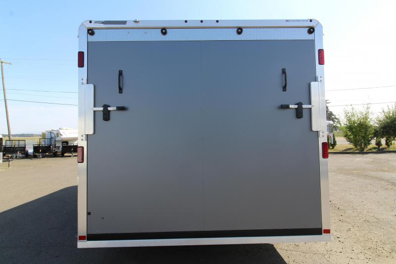 NEW Featherlite 4926 22' Enclosed Car Trailer - All Aluminum - 7' Tall - Includes Professional Vinyl Wrap - PRICE REDUCED