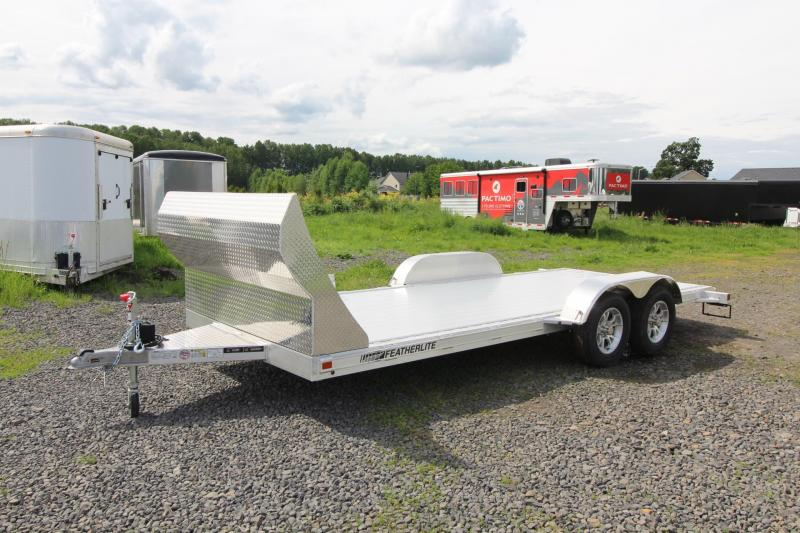 2020 Featherlite 3182 - 18' Car Trailer w/ Air Dam