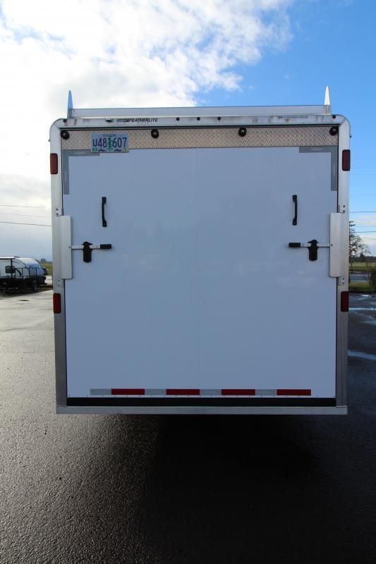 2014 Featherlite 4941 26 Toy Hauler - All Aluminum - Custom Trailer - Set for Living Quarters - Unique Trailer Check It Out! PRICE REDUCED $2500