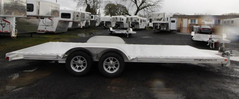 2020 Featherlite 3182 - 20' Car / Racing Flatbed Aluminum Trailer REDUCED $405