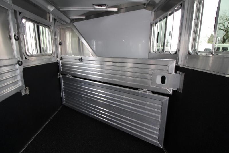 """2020 Featherlite 8541 - 6 Horse 7'6"""" Tall w/ Large Tack Room Aluminum Trailer PRICE REDUCED $1000"""