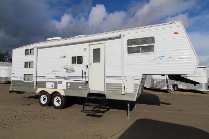 2004 North Trail North Trail Nomad 2715 Fifth Wheel Campers RV