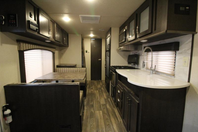 BELOW COST! 2018 Forest River EVO 2250 Travel Trailer - Bunk Beds - Like New Condition - PRICE REDUCED