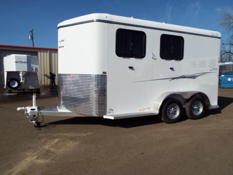 2020 Thuro-Bilt 2 Horse Liberty Horse Trailer