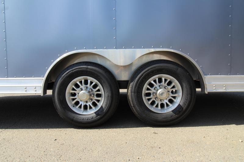 NEW 2019 Featherlite 4926 - 22ft All Aluminum Enclosed Car Trailer PRICE REDUCED $1900
