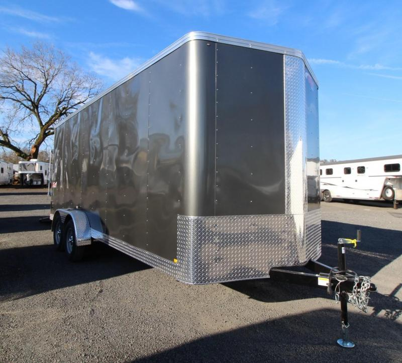 2020 Mirage Xpres 7' x 18' TA - Side by Side Enclosed Cargo Trailer