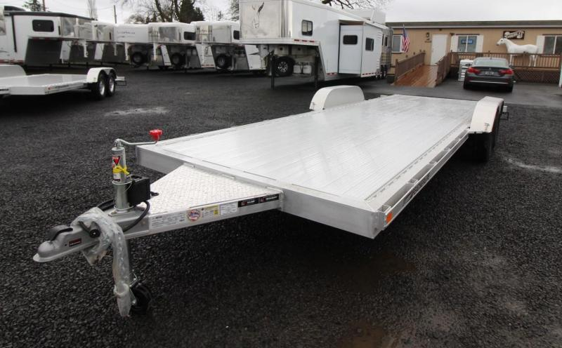 2020 Featherlite 3182 - 22' Car/Racing Flat Bed Trailer PRICE REDUCED