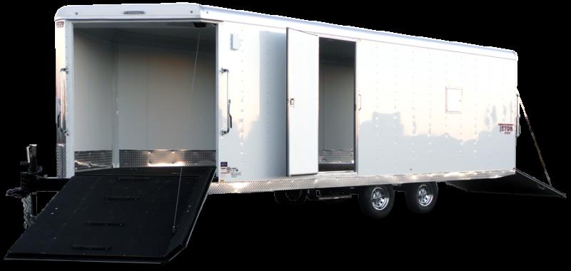 2020 Mirage Xtreme : Teton Snowmobile Trailer - ON ORDER COMING SOON!