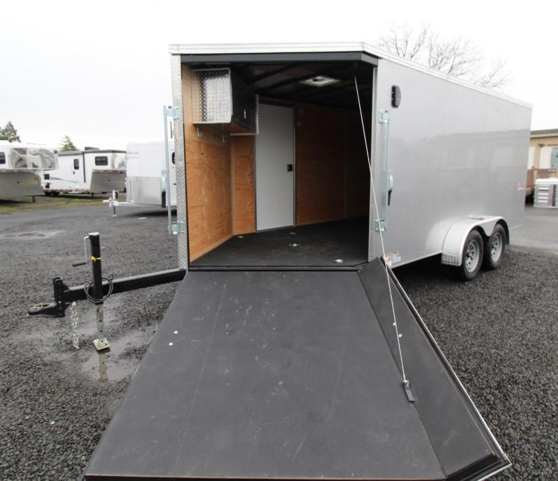 2020 Mirage Xplorer 7' x 20' TA - Sport Summit Package - Snowmobile Trailer REDUCED Enclosed Cargo Trailer