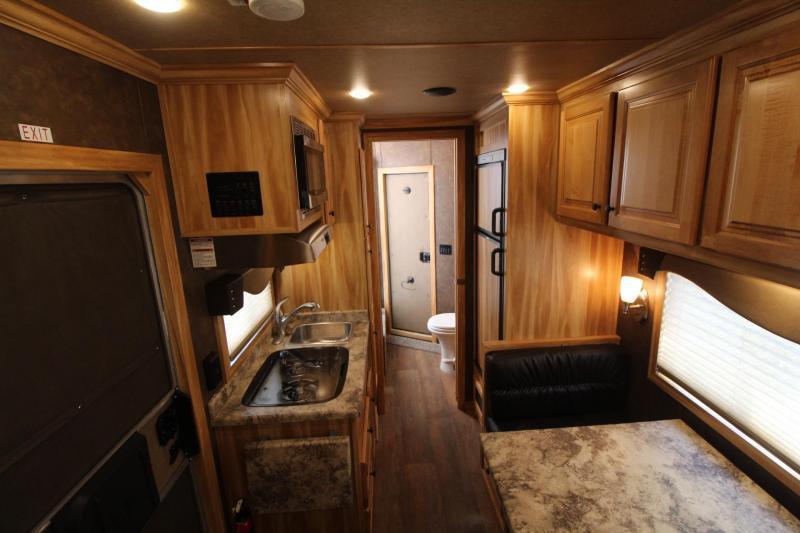 2019 Exiss Escape 7310 Living Quarters - Easy Care Flooring - Upgraded Interior PRICE REDUCED $5600