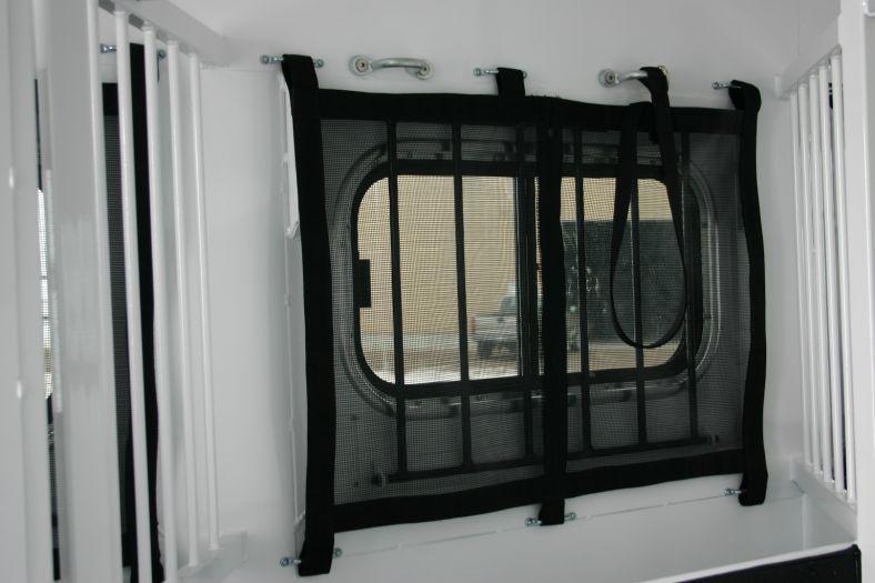 Window Screens Horse Trailer Window Screens Zipper