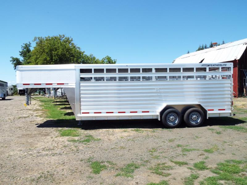 Stock Trailers Horse Trailers For Sale Double J