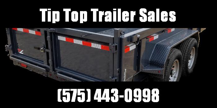 2020 Lamar Trailers Low-Pro Dump (DL) 14K - 21K Dump Trailer