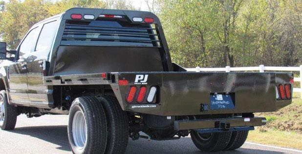 2020 PJ Truck Beds GB 8'6/97/56/42 Truck Bed