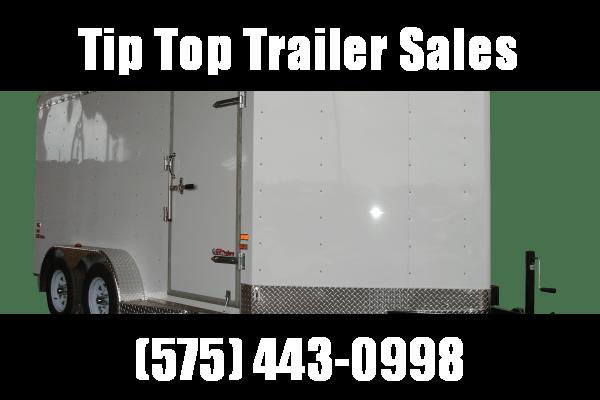 2019 GR Trailers CT7012W07L Enclosed Cargo Trailer