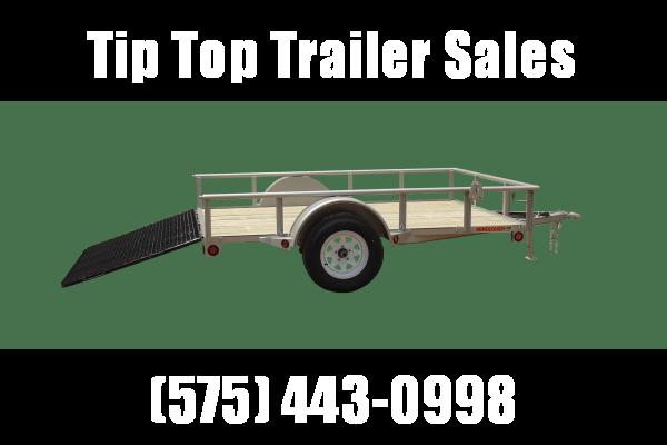 2020 GR Trailers UT4008W02L Utility Trailer