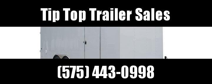 2020 Look Trailers STLC 8.5X16TE2 DLX Enclosed Cargo Trailer