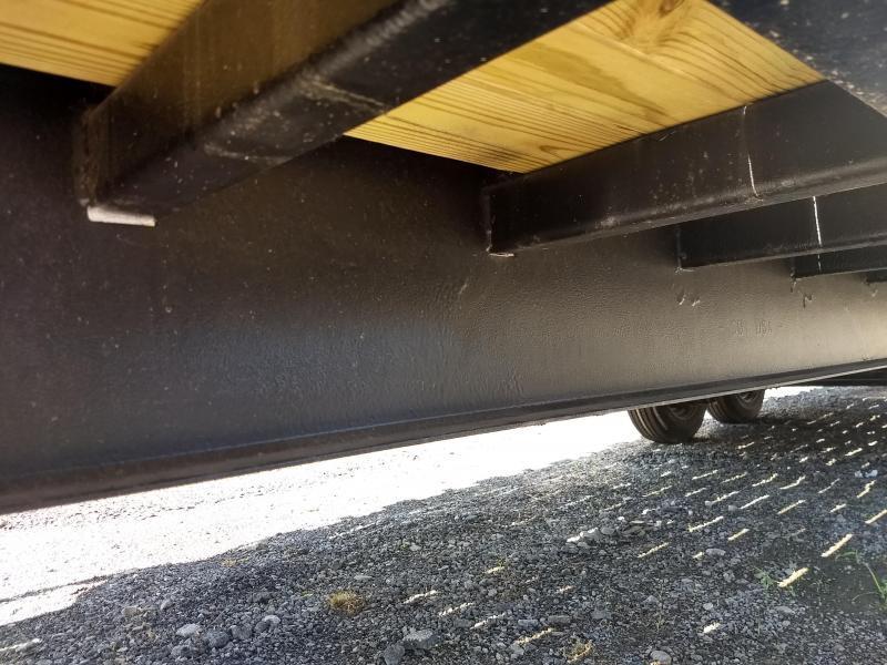 2019 Sure-Trac 17.6K 8.5x20+5 Gooseneck Equipment Trailer