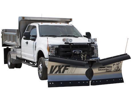 2018 SnowDogg VXF95 II Snow Plow