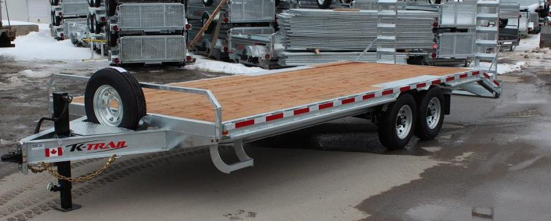 2020 K Trail DKO 20+3 Equipment Trailer