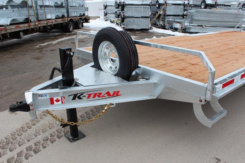 2020 K Trail DKO 20+3 Equipment Trailer