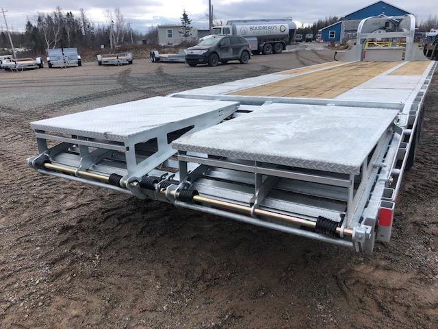 2020 K Trail 25+5 Gooseneck 24K Deck over trailer