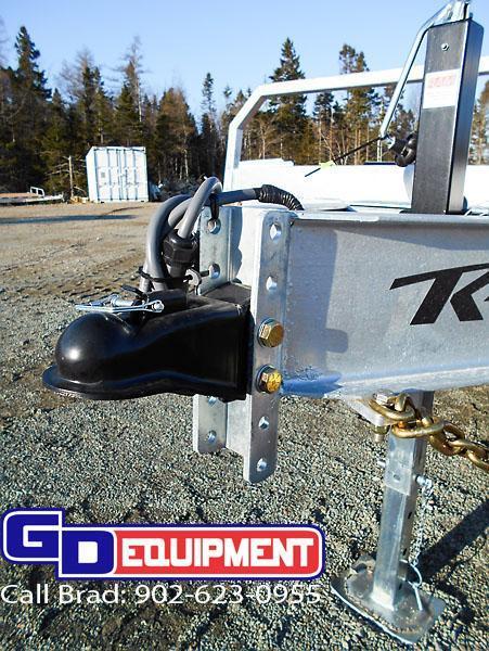 2020 K Trail DKO 18-10 Equipment Trailer