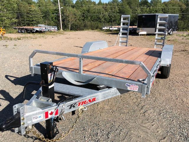 2020 K Trail CH 20 - 14k Galvanized Equipment