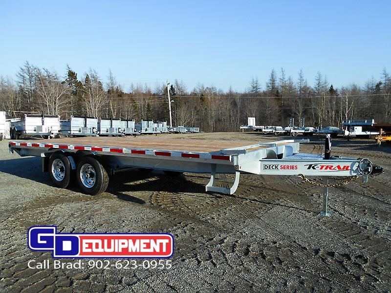 2020 K Trail DKO 20' - 14000 lb Galvanized