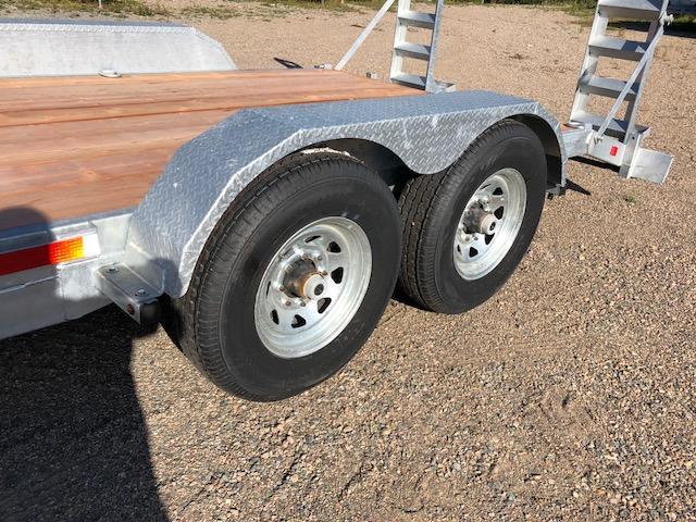 2020 K Trail CH 18 - 14k Galvanized Equipment