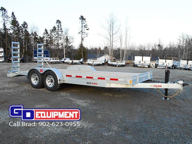 2020 K Trail CH 80 x 18 - 14k Galvanized Equipment