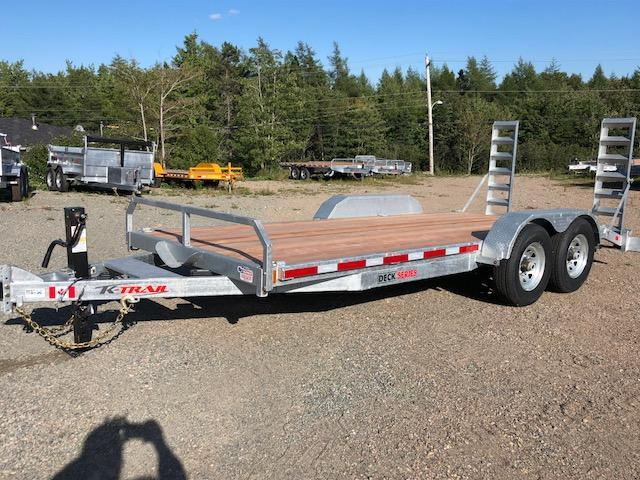 2020 K Trail CH 80 x 20 - 14k Galvanized Equipment