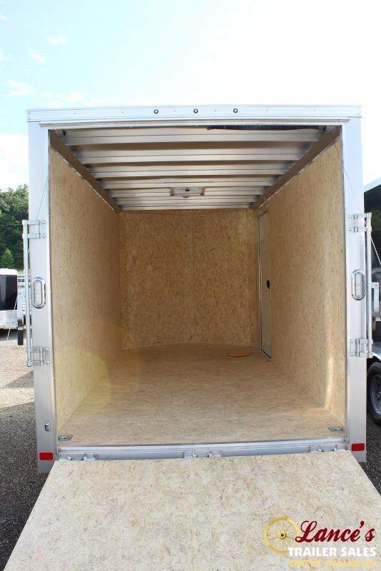 2020 ATC 14 Ft. Enclosed Cargo Trailer