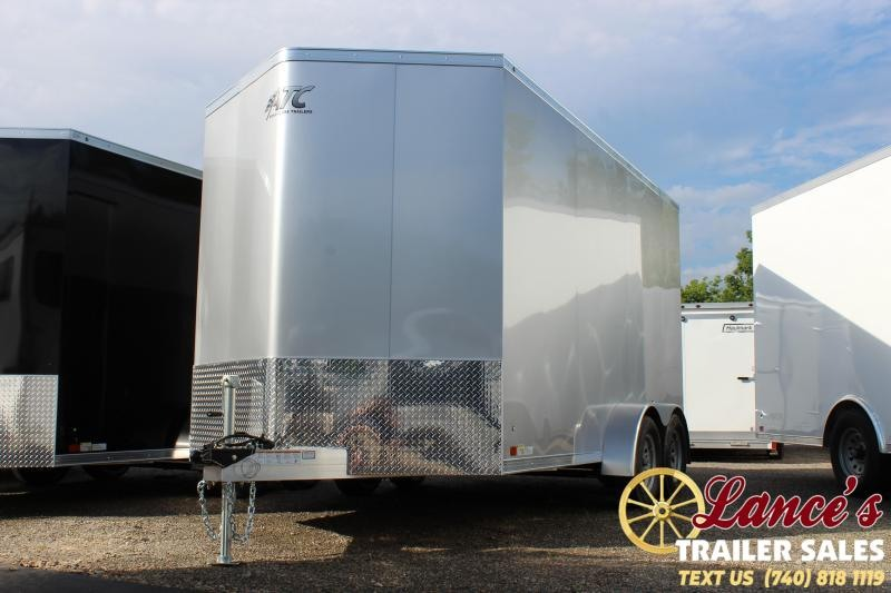2020 ATC 7'x14'x6' Enclosed Cargo Trailer