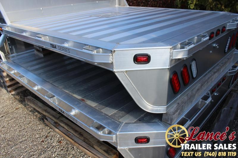 "2020 Moritz International Aluminum 8'6"" x 7'. Truck Bed"