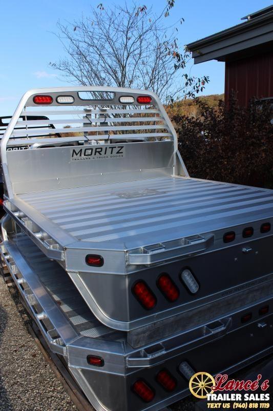 "2020 Moritz International Aluminum 8'6"" x 7'. Truck Bed"