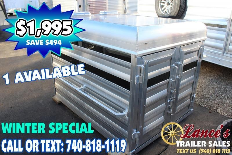 2020 Exiss 4Ft. x 5Ft Stock Box