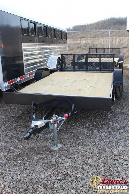 2020 Diamond C Trailers 12Ft. Utility Trailer