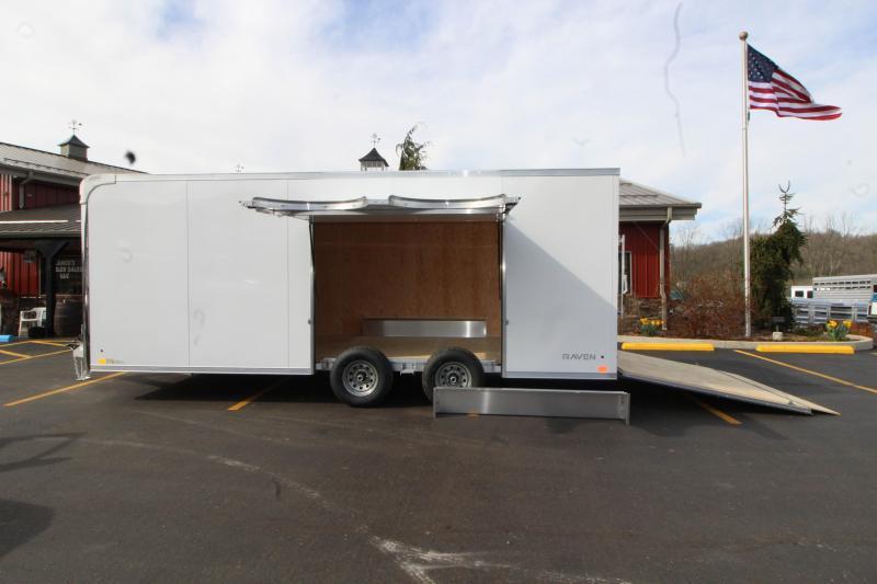 2019 ATC 8.5'x20' Enclosed Car Hauler