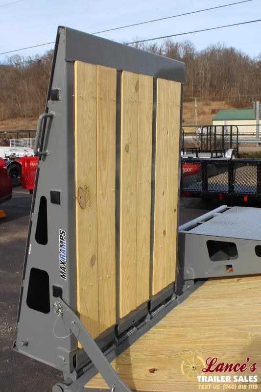 "2020 Diamond C Trailers 102""x25' Equipment Trailer"