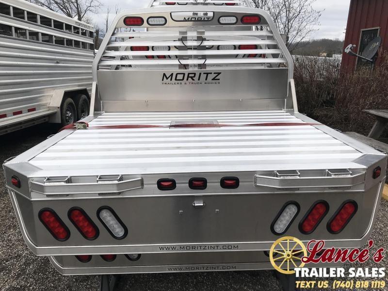 2020 Moritz 8x9.4 Aluminum Truck Bed