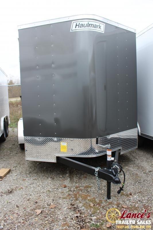 "2020 Haulmark 7""x14' Enclosed Cargo Trailer"